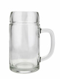 Styria Smooth Body Oktoberfest Glass Beer Mug 0.5 Liter