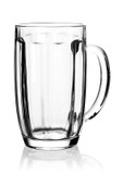 Bohmisches Glass Beer Mug 0.5 Liter