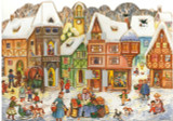 Christmas at the Market German Advent Calendar