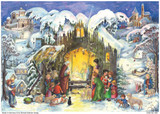 Nativity German Christmas Advent Calendar
