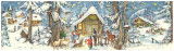 Journey to the Stable German Advent Calendar