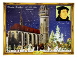 Martin Luther 500 Year Reformation German Advent Calendar