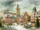 Trier German Christmas Advent Calendar