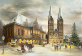 Bremen German Christmas Advent Calendar