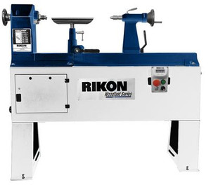 Rikon 70-500 20 x 36 in. Electronic VSR Variable Speed Woodfast Lathe