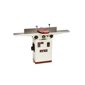 Jet 708457DXK JJ-6CSDX 6 in. Deluxe Woodworking Long Bed Jointer w/ QS Knives
