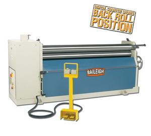Baileigh PR-609 Hydraulic Sheet Metal Plate Roller
