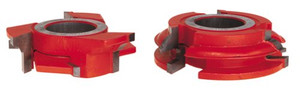 Freud UP263 3/4 In Male And Female Cabinet Door Cutter Sets Beading