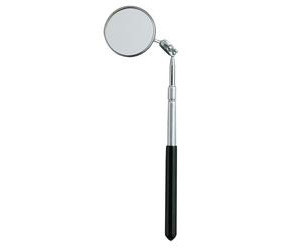General Tools 557 2 1/4 Inch Round Telescoping Inspection Mirror