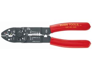 Klein 1001 Multi-Purpose Electrician's Tool 8-22 AWG