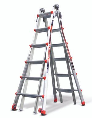 Little Giant 12026 Revolution XE 26 Foot Aluminum Ladder