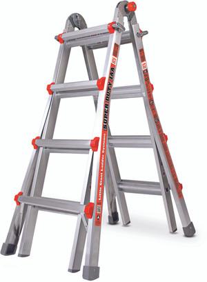 Little Giant 10402 17 Foot Aluminum Ladder Type 1AA