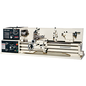 Jet 321122 GHB-1340A Lathe with ACU-RITE 200T DRO Installed