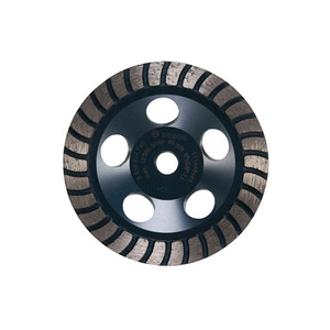 Bosch DC530 5 In Diamond Cup Grinding Wheel