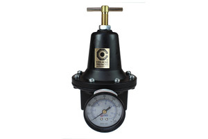 Coilhose Pneumatics 8803GH-CS 3/8 In HD Gauge Regulator