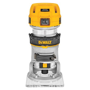 DeWalt DWP611 1.25 HP Max Torque Variable Speed Compact Router LED's