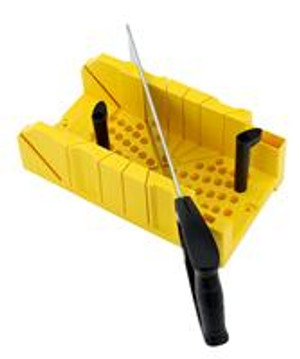 Stanley 20-600 Clamping Mitre Box w/ Saw