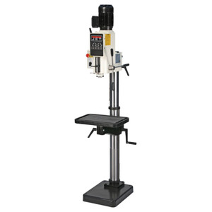 "Jet 354027 J-A2608-1 Gear Head Drill Press 20"" 120V 1Ph"