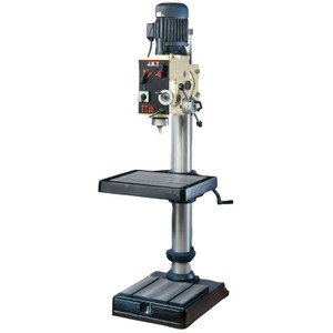 "Jet 354024 GHD-20PF 20"" Geared Head Drill Press w/Power Down Feed 2HP"