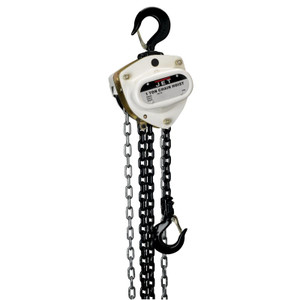 Jet 101215 1 Ton Hand Chain Hoist With 15 Foot Lift