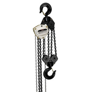 Jet 101020 10 Ton Hand Chain Hoist With 20 Foot Lift