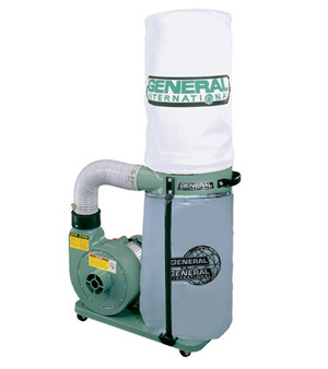 General International 10-005 M1 1HP Dust Collector