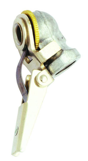 Milton S698 Safety Lock-On Grip Chuck 1/4 Inch Female With Clip