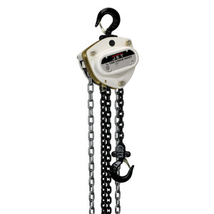 Jet 100210 1/4 Ton Hand Chain Hoist With 10 Foot Lift