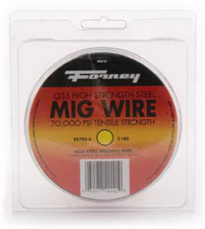 "Forney 30051-42291 2Lb .030"" Mig Wire Spool"