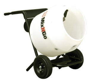 Multiquip MC3PEA Poly Drum Mix N Go Concrete Mixer
