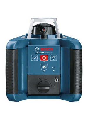 Bosch GRL300H Self-Leveling Rotary Laser With Layout Beam