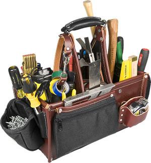 Occidental Leather 5588 Stronghold Master Carpenter's Case