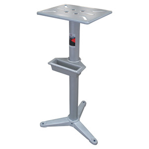 AFF 31501 32 in. Bench Grinder and Vise Stand