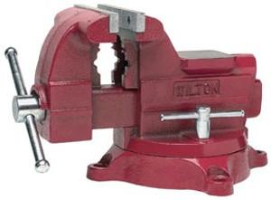 Wilton 11800 Utility Workshop Vise 8 Inch with Swivel Base