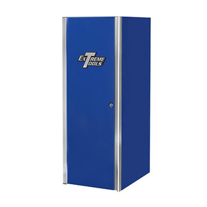 Extreme Tools EX2404SCBL 24 in. Professional Side Cabinet - Blue