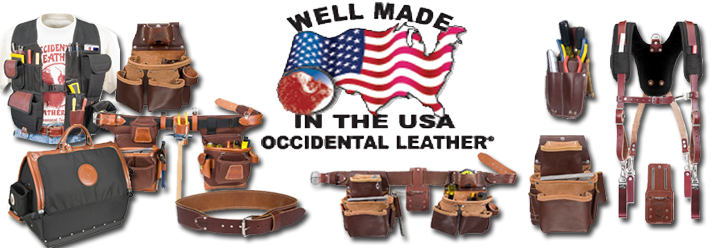 Occidental Leather Authorized Dealer