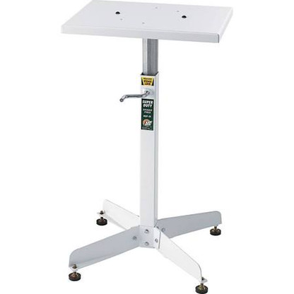 HTC HGP-12 17 x 20 in. Super Duty Grinder Tool Stand