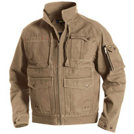 Blaklader 4062 Brawny Canvas Jacket - Antique Khaki