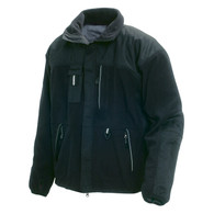 Blaklader 4855 Two Fisted Fleece Jacket - Black