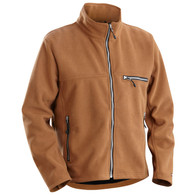 Blaklader 4856 Two Fisted Storm Fleece Jacket - Caramel