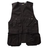 Blaklader 3110 Roughneck Kangaroo Vest - Black