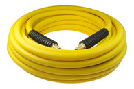 Coilhose Pneumatics YB60504Y Yellow Belly PVC Hybrid Air Hose - 3/8 in. x 50 ft.