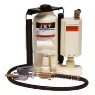 Jet 456612 AHJ-12 Air Hydraulic Bottle Jack w/ Case - 12 Ton