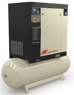 Ingersoll Rand R4i-TAS-100 5HP R-Series Rotary Screw Air Compressor - Total Air System