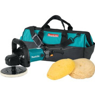 Makita 9237CX3 Variable Speed 10 Amp 7 in. Polisher Kit