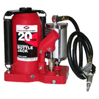 AFF 5620SD 20 Ton Super Duty Air Hydraulic Bottle Jack
