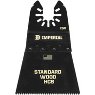 Imperial IBOA250-1 2-1/2 Inch HCS Fast Wood Saw Blade