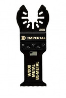Imperial IBOA300-1 1-1/4 Inch BM Wood with Nails Saw Blade