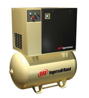 Ingersoll Rand UP6-5-125 Rotary Screw Air Compressor 80 Gallon 5HP 125PSI