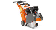 "Husqvarna FS 400 18"" Gas Walk Behind Floor Saw"